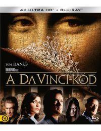 A Da Vinci-kód (4K UHD+Blu-ray) Blu-ray