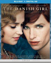 A Dán lány Blu-ray
