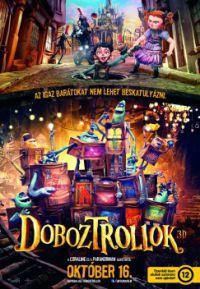 A Doboztrollok DVD