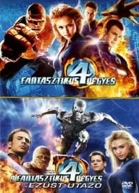 A Fantasztikus Négyes és az Ezüst Utazó DVD