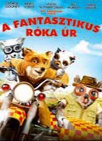 A Fantasztikus Róka úr DVD