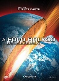 A Föld bolygó belsejében DVD
