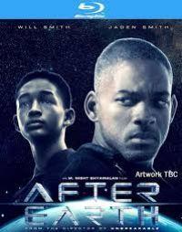 A Föld után Blu-ray