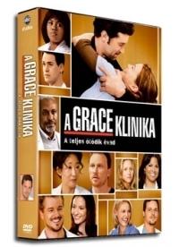A Grace klinika - 5. évad (6 DVD) DVD
