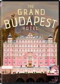 A Grand Budapest Hotel DVD