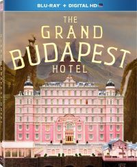 A Grand Budapest Hotel Blu-ray