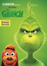 A Grincs DVD