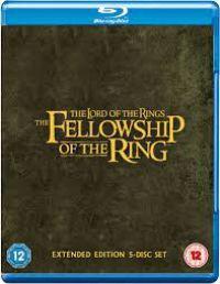 A Gyűrűk Ura: A gyűrű szövetsége (bővített változat) (2 Blu-ray) Blu-ray