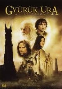 A Gyűrűk Ura - A két torony DVD
