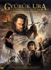 A Gyűrűk Ura - A király visszatér DVD