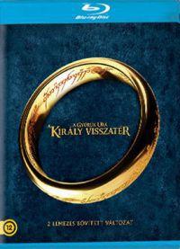 A Gyűrűk Ura: A király visszatér (bővített kiadás) (2 Blu-ray) *Szinkronizált* Blu-ray