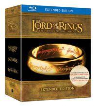 A Gyűrűk Ura trilógia (bővített változat) (6 Blu-ray) Blu-ray