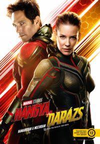 A Hangya és a Darázs *Marvel Studios* DVD
