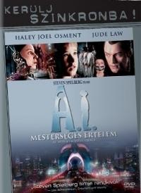 A. I. - Mesterséges értelem DVD