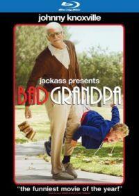 A Jackass bemutatja: Rossz nagyapó Blu-ray