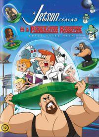 A Jetson család és a pankrátor robotok DVD