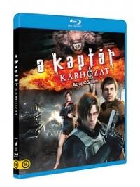 A Kaptár - Kárhozat Blu-ray