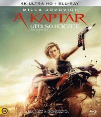 A Kaptár - Utolsó fejezet Blu-ray + 4K Blu-ray