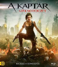 A Kaptár - Utolsó fejezet Blu-ray