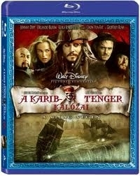 A Karib-tenger kalózai 3. - A világ végén Blu-ray