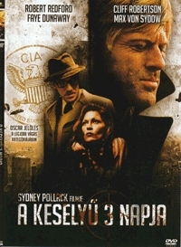 A Keselyű három napja DVD