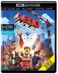 A LEGO kaland (4K Ultra HD Blu-ray + Blu-ray) Blu-ray