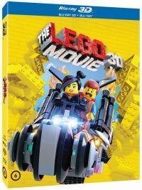 A LEGO kaland (Blu-ray3D+Blu-ray) 2D és 3D Blu-ray