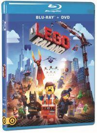 A Lego-kaland Blu-ray
