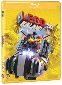 A Lego-kaland 2D és 3D Blu-ray