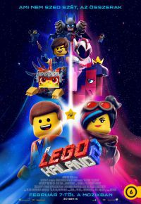 A Lego-kaland 2. DVD