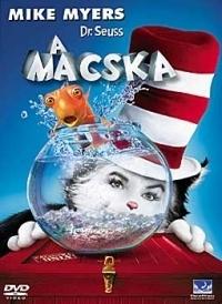 A Macska - Le a kalappal! DVD