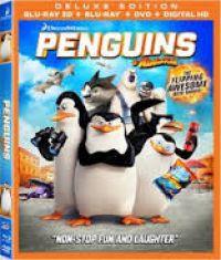 A Madagaszkár pingvinjei (Blu-ray 3D + BD) Blu-ray