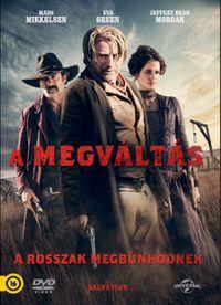 A Megváltás DVD