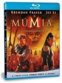 A Múmia 3. - A Sárkánycsászár sírja Blu-ray
