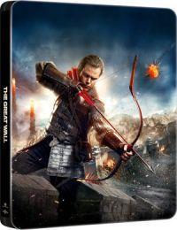 A Nagy Fal  - limitált, fémdobozos változat (BD+3DBD) (steelbook) Blu-ray