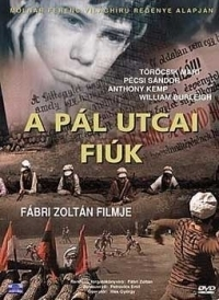 A Pál utcai fiúk *Klasszikus - Fábri Zoltán* *MNFA kiadás* DVD