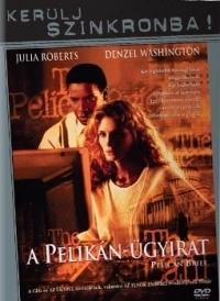 A Pelikán ügyirat DVD