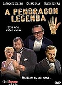 A Pendragon-legenda DVD