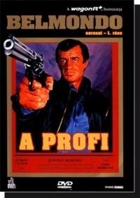 A Profi *Belmondo* DVD