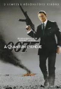 A Quantum csendje DVD