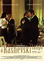 A Rashevski tangó DVD