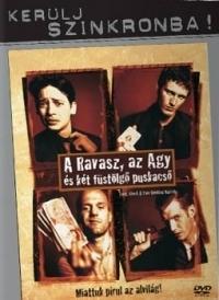 A Ravasz, az Agy és két füstölgő puskacső DVD