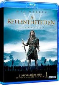 A Rettenthetetlen Blu-ray