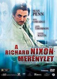 A Richard Nixon-merénylet DVD