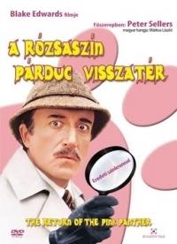 A Rózsaszín párduc visszatér *Peter Sellers* DVD
