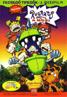 A Rugrats mozi - Fecsegő tipegők DVD