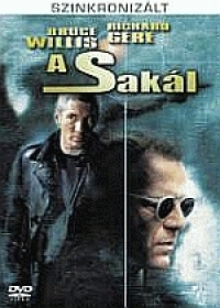 A Sakál DVD