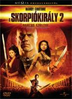 A Skorpiókirály 2. - Harcos születik DVD