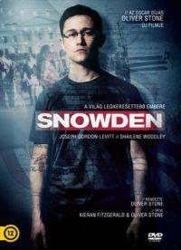 A Snowden fájlok DVD