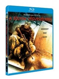 A Sólyom végveszélyben Blu-ray